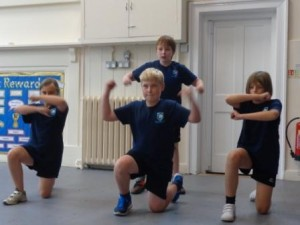 Learning the HAKA